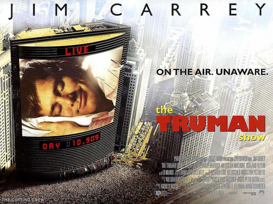 The Truman Show, Poster du film