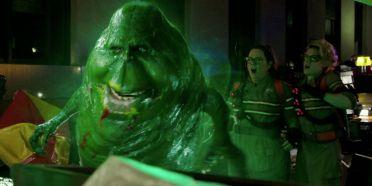 Même Slimer a le droit à son petit cameo dans le film, et encore une fois : c'est pas dérangeant. Ça pourrait être comme dans le premier, un random fantôme goinfre.