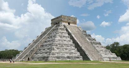 La pyramide principale du site de Chichen Itza
