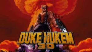 Ce plan est donc littéralement le scénario du jeu Duke Nukem, ni plus ni moins.