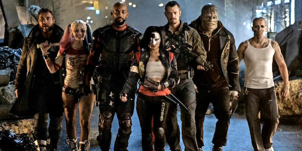 L'équipe de criminels de Suicide Squad