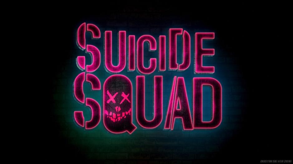 Le logo du film Suicide Squad