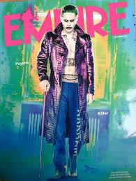 La couverture d'Empire avec The Joker