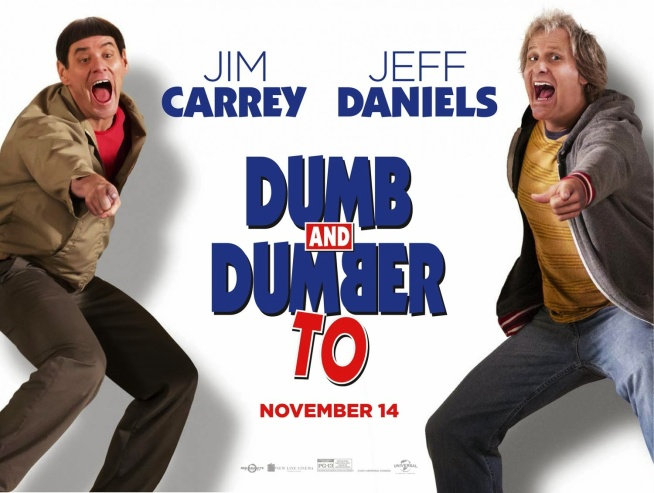L'affiche de Dumb and Dumber 2