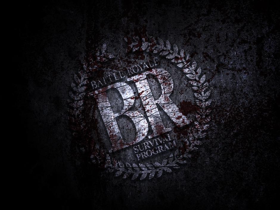 Le logo du film Battle Royale