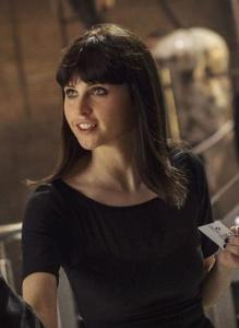 Felicity Cox dans The Amazing Spiderman 2.