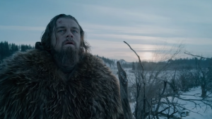DiCaprio dans The Revenant