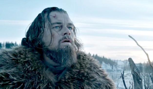 Leonardo DiCaprio dans The Revenant