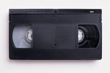 Une VHS