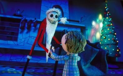 Jack Skellington en Père Noël, L'Etrange Noël de Monsieur Jack