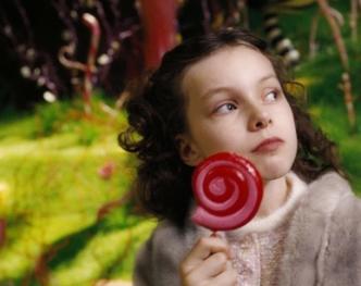 Veruca Salt, Charlie et la Chocolaterie (2005)