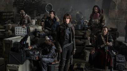 La fine équipe, dont on se doutait de l'existence bien avant que le projet du film ne naisse, et qui montre en quoi elle est effectivement nécessaire à toute la saga.