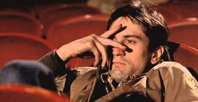 Robert De Niro dans Taxi Driver