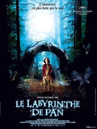 L'affiche du Labyrinthe de Pan