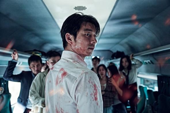Le héros du Dernier Train pour Busan, un film de zombie se déroulant dans un TGV coréen.