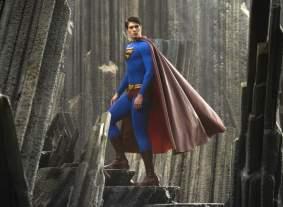 Superman incarné par Brandon Routh dans Superman Returns de Bryan Singer