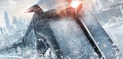 Le train du film Snowpiercer