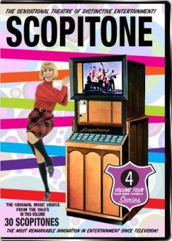 Un poster montrant un jukebox équipé pour les copitones