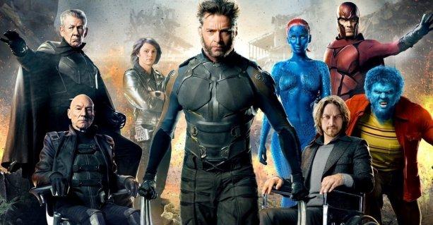Les mutants de l'équipe de Days of Futur Past