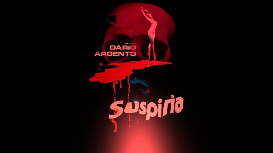 Poster de Suspiria de Dario Argento