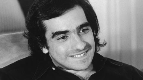Un jeune Martin Scorsese