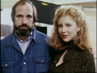 Brian de Palma et Nancy Allen