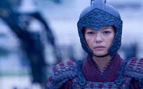 Zhao Wei dans Mulan (Jingle Ma, 2009)
