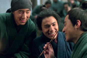 Jaycee Chan et Chen Kun dans Mulan (Jingle Ma, 2009)